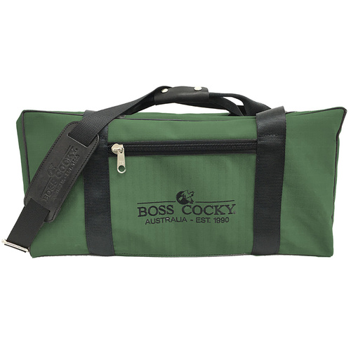 Boss Cocky Gear Bag Small Green
